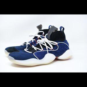 Adidas - Crazy BYW X - Black/Blue/Orange - Mens12